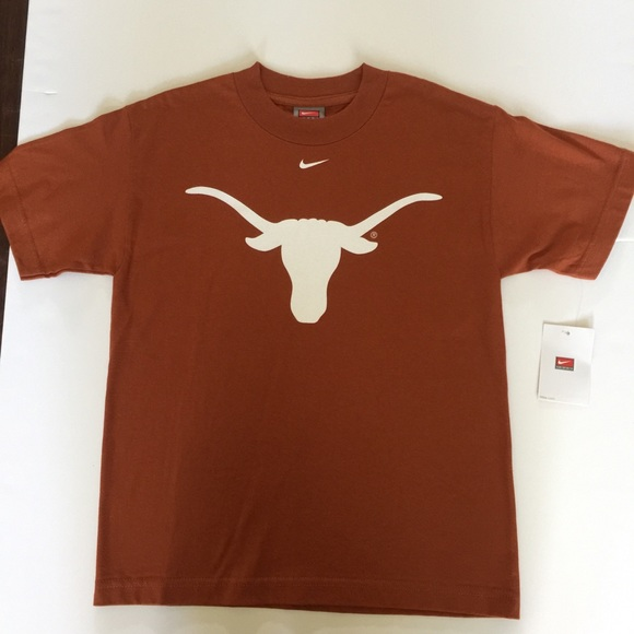 buy online 30dcf 6168d University of Texas Longhorns Nike T-Shirt. M 5b9ac1fa194dadb116c4ded2